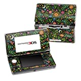 MyGift Nature Ditzy Design Decorative Protector Skin Decal Sticker for Nintendo 3DS Portable Game Device