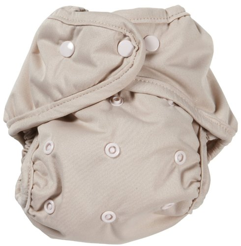 Kissa'S One Size Diaper Cover, Rose Dust front-462597