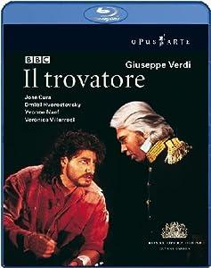 Verdi - Il Trovatore (Rizzi, Orch of Royal Opera House) [Blu-ray] [2010] [Region Free]