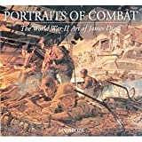 img - for Portraits of Combat: The WWII Art of Jim Dietz by Jim Dietz (2001-10-01) book / textbook / text book