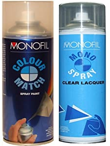 Mitsubishi High Quality German Car 400Ml Aerosol Can F06 Winning Turquoise Pearl From 96-02 + Lacquer from MACPACARPARTS
