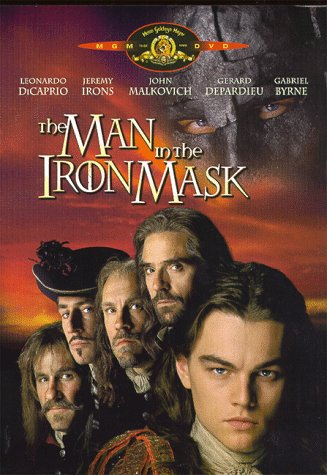 Man in Iron Mask [DVD] [1998] [Region 1] [US Import] [NTSC]