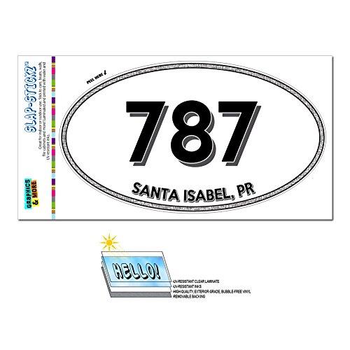 area-code-oval-window-laminated-sticker-787-puerto-rico-pr-mercedita-yauco-santa-isabel
