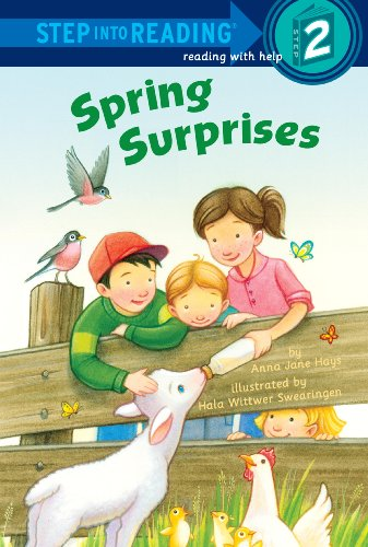 Spring Surprises (Step Into Reading. Step 2)