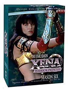 Xena Warrior Princess: Season Six (Deluxe Collector's Edition)