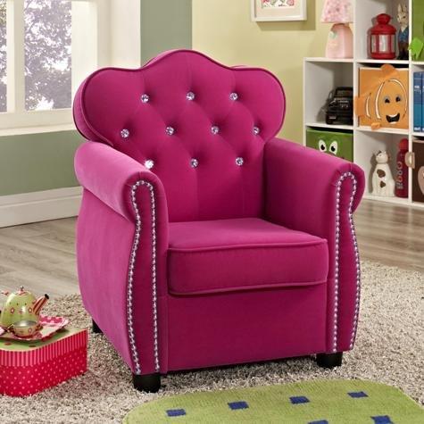 Brand New 21''x 21''x 27''H Amelia Kids Chair