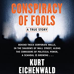 Conspiracy of Fools Audiobook