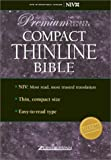 NIV Compact Thinline Bible (0310921988) by Zondervan