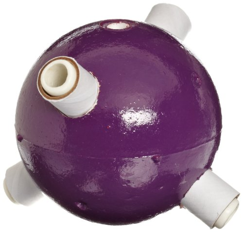 "Molecular Models Purple Polystyrene Tetrahedral Phosphorus Atom Center, 2"" Diameter - 1"
