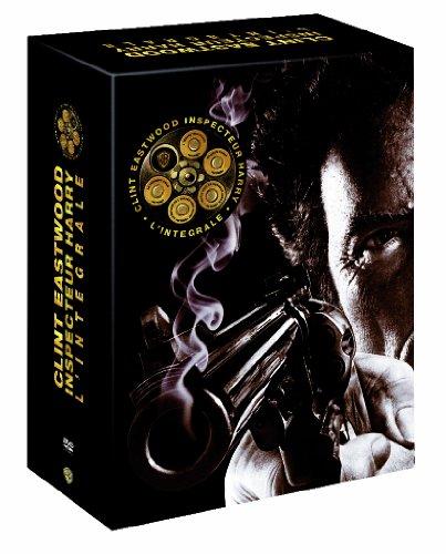 L'INSPECTEUR HARRY - L'INTÉGRALE  (COFFRET DE 6 DVD)