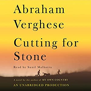 Cutting for Stone Audiobook
