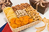 Fruit and Nut Basket (3.5 Pound Basket)