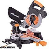 Evolution Rage3-S 210mm TCT Multipurpose Sliding Mitre Saw 110v