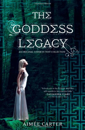 The Goddess Legacy (Harlequin Teen)