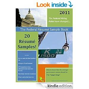the federal resume sle book ebook