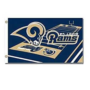 NFL St. Louis Rams 3' x 5' Field Flag