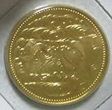 天皇陛下御在位60年記念 10万円 金貨 100000