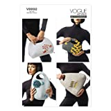 Vogue Patterns V8892 One Size Only Bags