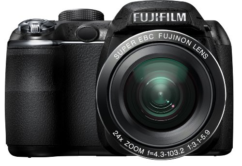 Fujifilm FinePix S3200 Digital Camera
