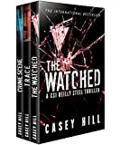 CSI Reilly Steel Box Set #2: The Watched - Trace - Crime Scene
