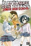 "Afficher ""L'attaque des titans Junior high school n° 2 L'attaque des titans"""
