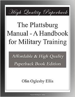 Military Training: Military Training Books