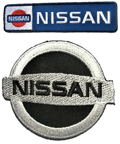 Nissan Logo Cars Motorsport Sponsor Diy Embroidered Sew Iron On Patch Applique Buy 1 Get 1 Free front-87623