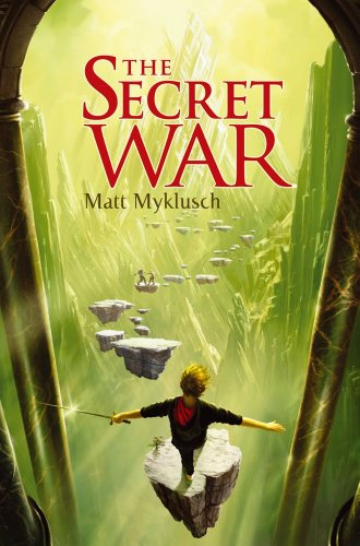 Jack Blank and the Secret War