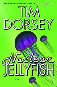 """Cover of """"Nuclear Jellyfish: A Novel"""""""