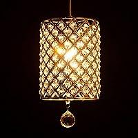 ANNT® Modern Chandelier Lighting Crystal Ball Fixture Pendant Ceiling Lamp, H80 X W18 X Depth 18, 1 Light from ANNT