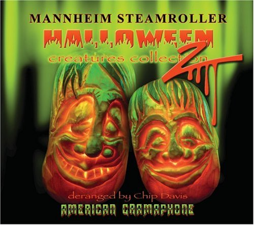 Mannheim Steamroller - Halloween (disc 1) - Zortam Music