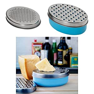 Ikea Cheese Grater Includes Food Saver with Lid and 2 Graters by Ikea