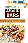 Homemade Protein Bars: 15 No-Bake Rec...