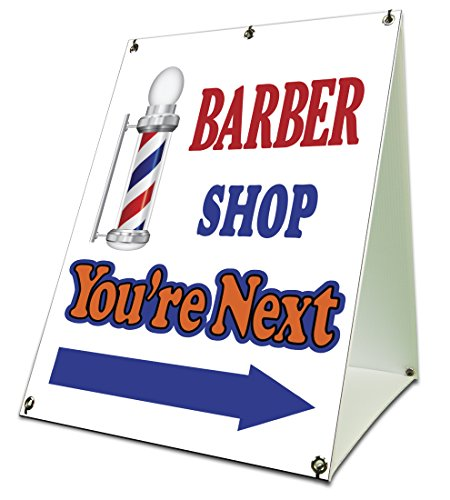 barber-shop-youre-next-sidewalk-a-frame-18x24-outdoor-store-retail-sign