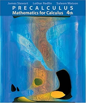 Precalculus : Mathematics for Calculus: 5th Edition  (with CD-ROM)