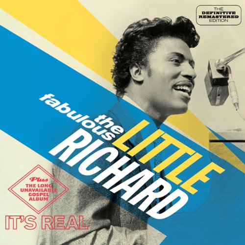 Little Richard - Fabulous Little Richard / It's Real