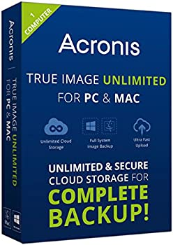 Acronis True Image 2015 Unlimited Software