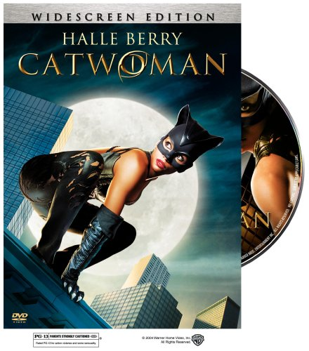 Cover art for  Catwoman (Widescreen Edition)