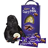 Cadbury Large Dairy Milk Egg and Gorilla