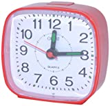 Orpat Beep Alarm Clock (Red, TBB-137)