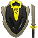 Nerf N-Force Stonewall Shield and Sword