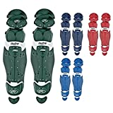 Rawlings PROXRDLGP 18 1/2 inch Adult Pro Leg Guards