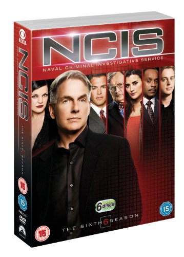 NCIS - Naval Criminal Investigative Service - Season 6 [UK Import]