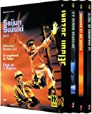 echange, troc Coffret Seijun Suzuki - Vol.2 : Détective Bureau 2-3 / Le vagabond de Tokyo / Elégie de la bagarre - Édition 3 DVD