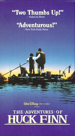The Adventures Of Huck Finn [Vhs]