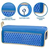 TubTech Bath Elbow Rest Baby Bathing, Elbow Guard is Placed on Edge of Bathtub, Protects Your Elbows at Bath Time, Bath Tub Edge Mat is the Ultimate Saver to Help you Stop Bruising Your Elbows!
