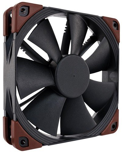 Noctua NF-F12 iPPC 3000 PWM Cooling Case Fan w/ Focused Flow and SSO2 Bearing (Nff12 Fans compare prices)