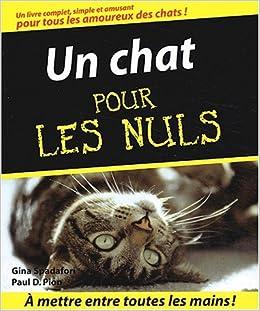 Un chat pour les nuls 9782876917682 books - Le tarot pour les nuls ...