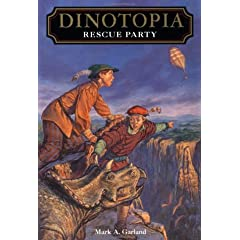 Rescue Party (Dinotopia, Book 9) by Mark Garland