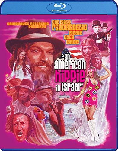 An American Hippie In Israel (Blu-ray)